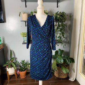 Lauren Ralph Lauren 3/4 cocktail dress